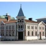 Den anrika och vackra Baptiskyrkan Elim i Skövde