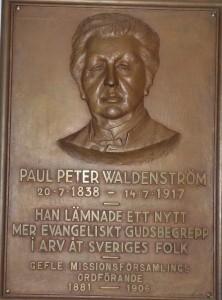 Waldenström Relief